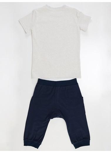 Mushi Urban Star Erkek Çocuk Kapri Takım Renkli